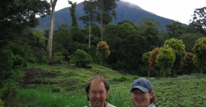 Sue and Bleddyn