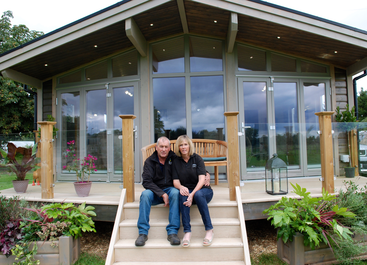 Want a modern home for farm or smallholding? New range launched by Norwegian Log Buildings