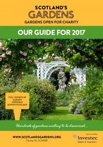 Scotland's Gardens 2017 Guidebook