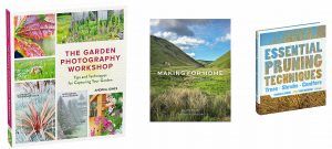 Garden photographer Andrea Jones 2017 books