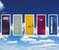 Front door colours Truedor