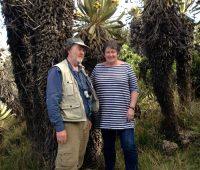 Sue and Bleddyn Wynn-Jones