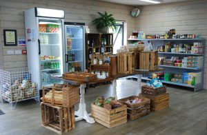 Swiss Farm's new shop