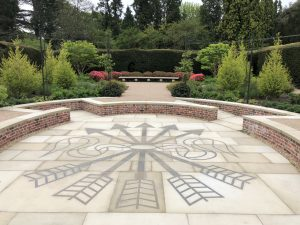 Exbury Centenary Garden, built and grown in secret, now open to the public