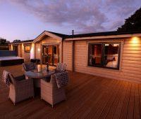 Uber-stylish lakeside holiday lodges open in rural Cambridgeshire