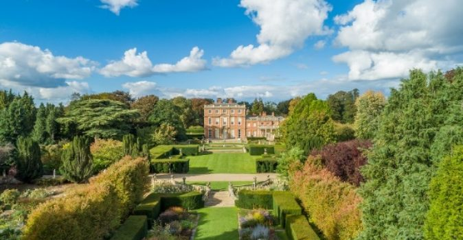 Newby Hall Gardens open to the public for 2020 season