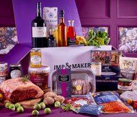 Luxury hamper IMP & MAKER Festive Showstopper Collection