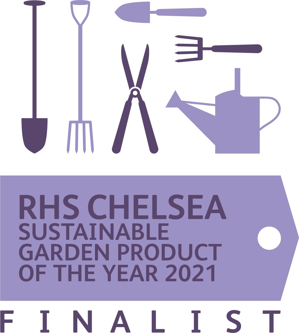 Eco compost shortlisted for first ever RHS Chelsea Sustainable Garden Product of the Year Award